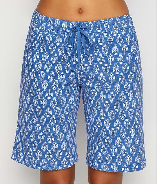 Karen Neuburger: Knit Bermuda Shorts
