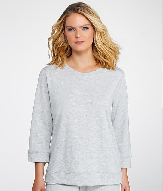 Karen Neuburger: Knit Lounge Top