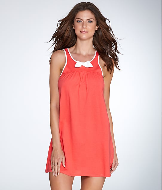 kate spade new york: Knit Bow Chemise