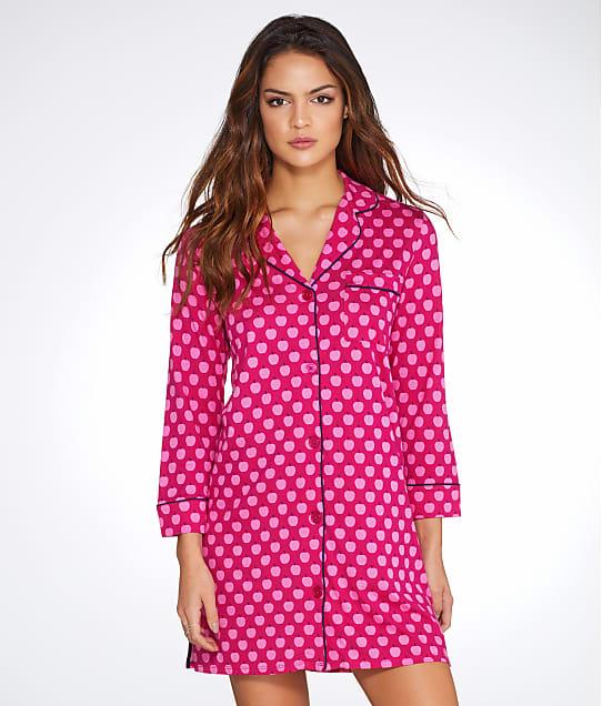 kate spade new york: Apple Knit Sleep Shirt