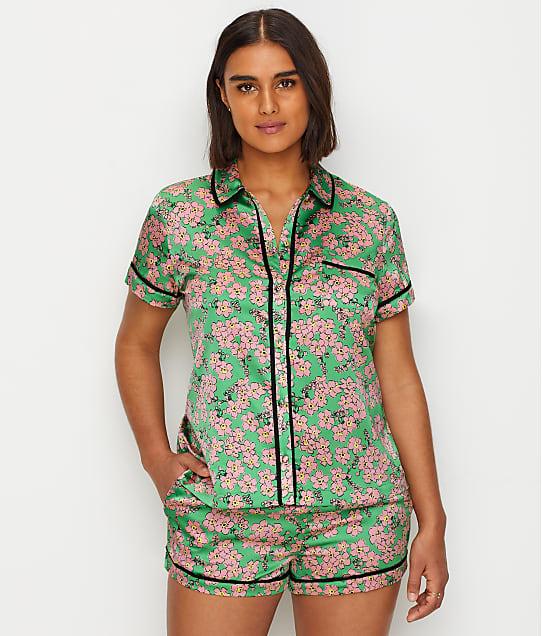 43177cf9c kate spade new york Charmeuse Floral Pajama Set