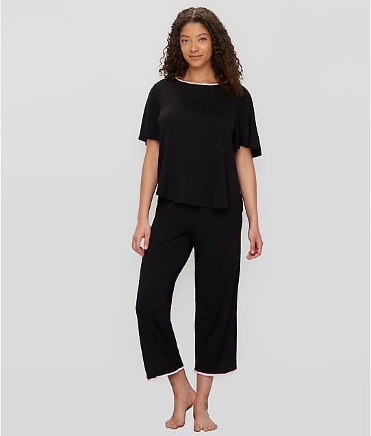 kate spade new york: Cropped Modal Pajama Set