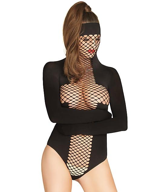 Leg Avenue: KINK Masked Restraint Teddy