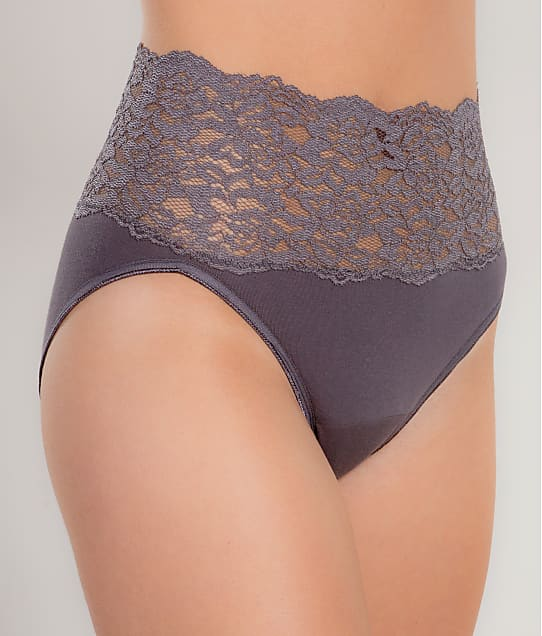 Knock out!: Plus Size Lacy Brief