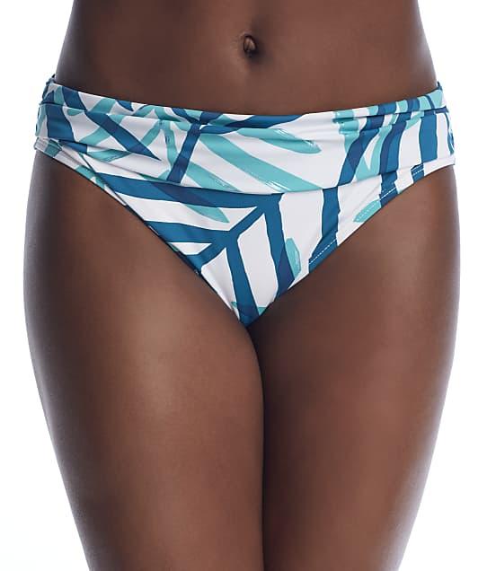 La Blanca: Vista Mirage Banded Bikini Bottom