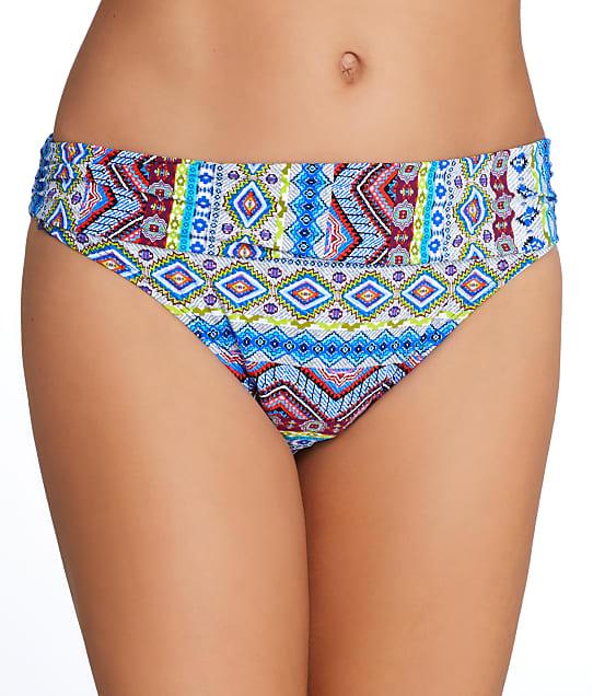 La Blanca: Tapmastery Banded Bikini Bottom