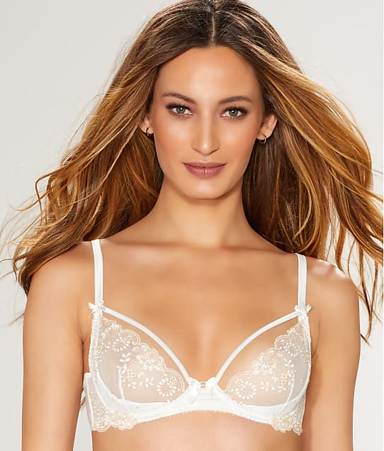 L'Agent by Agent Provocateur: Lusina Plunge Bra