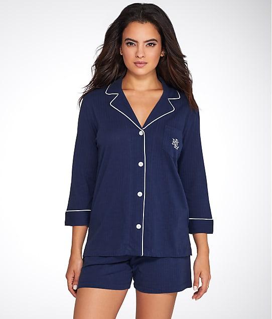 Lauren Ralph Lauren: Classic Knit Shorts Pajama Set
