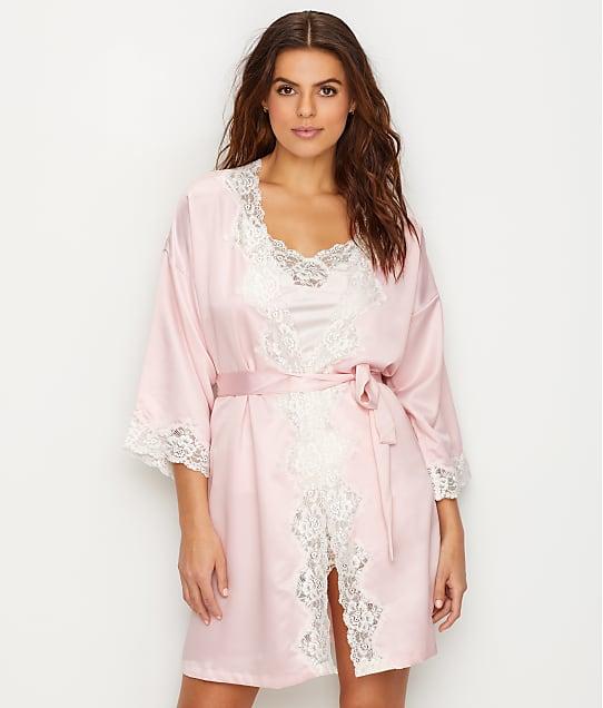 Lauren Ralph Lauren: Woven Satin Robe