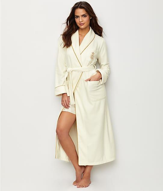 Lauren Ralph Lauren: Long Shawl Collar Robe