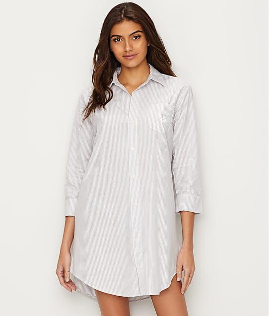 Lauren Ralph Lauren: Heritage Essentials Woven Sleep Shirt