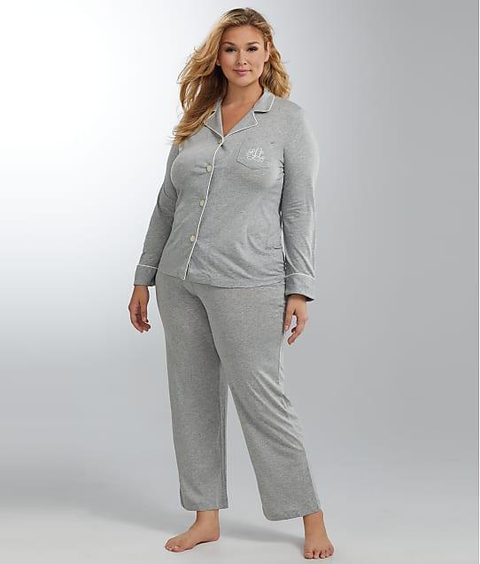 Lauren Ralph Lauren: Plus Size Hammond Knit Pajama Set