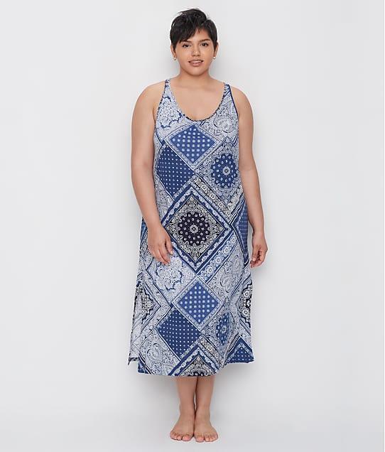 Lauren Ralph Lauren: Plus Size Bandana Knit Ballet Gown