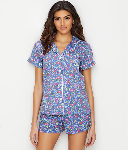 Lauren Ralph Lauren: Woven Floral Print Pajama Set