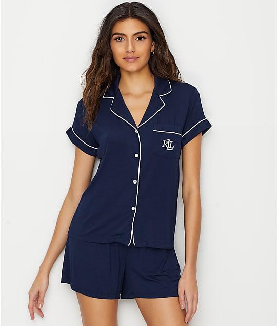 Lauren Ralph Lauren: Modal Pajama Short Set