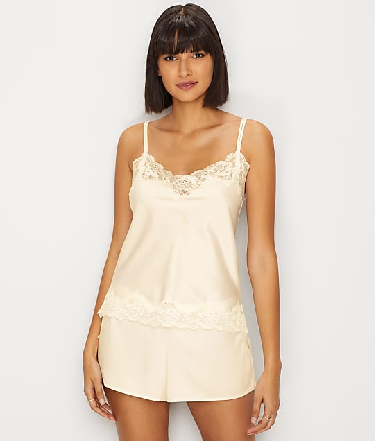 Lauren Ralph Lauren: Siganture Satin Cami Pajama Set