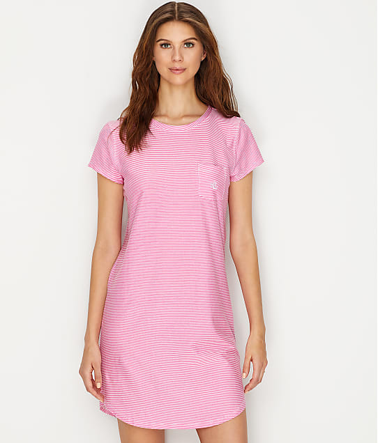 Lauren Ralph Lauren: Striped Knit Sleep Shirt