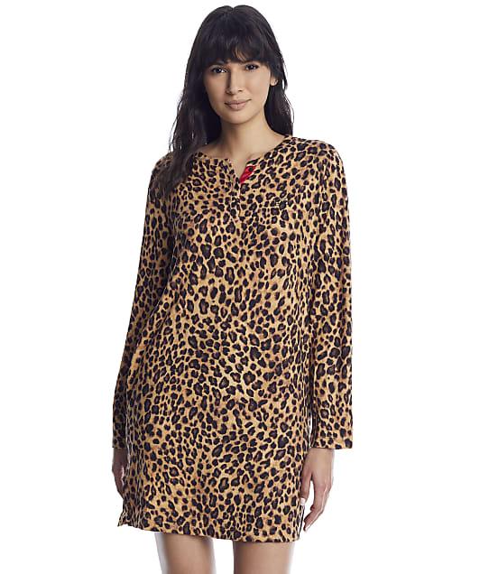 Lauren Ralph Lauren: Leopard Knit Sleep Shirt