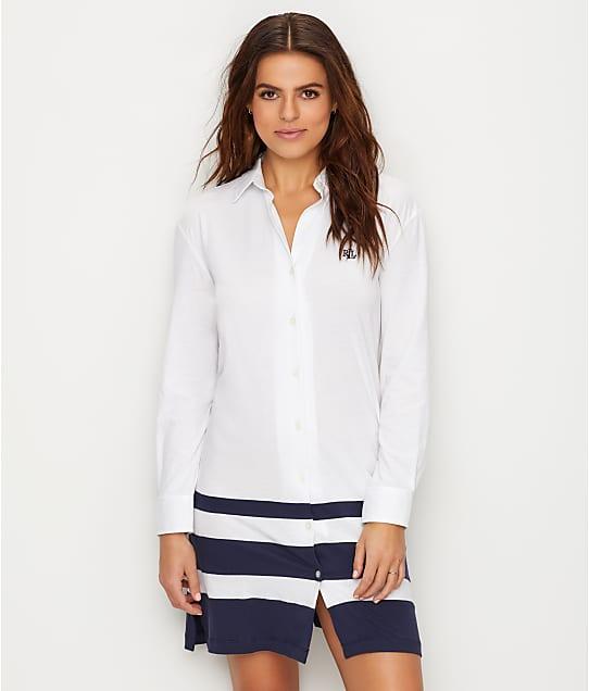 Lauren Ralph Lauren: His Shirt Knit Sleep Shirt
