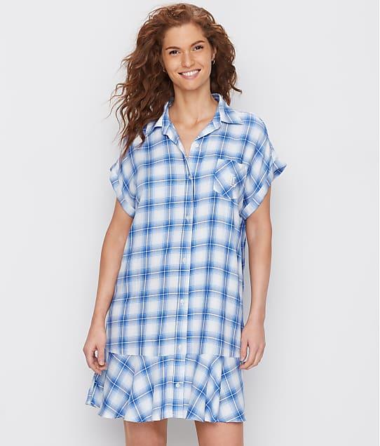 Lauren Ralph Lauren: Flounce Woven Sleep Shirt