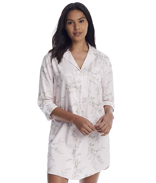 Lauren Ralph Lauren: Viney Floral Knit Sleep Shirt