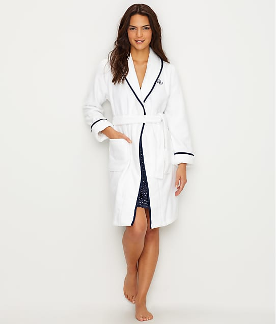 Lauren Ralph Lauren: Short Shawl Collar Robe