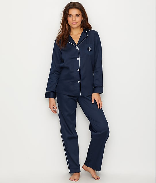 Lauren Ralph Lauren: Woven Pajama Set
