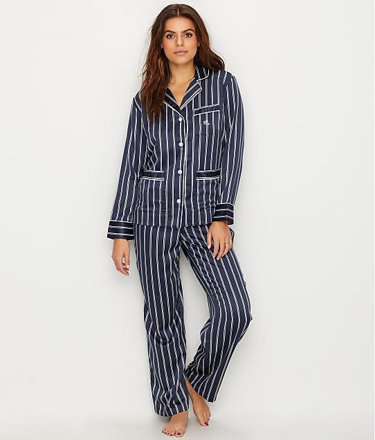 Lauren Ralph Lauren: Satin Pajama Set