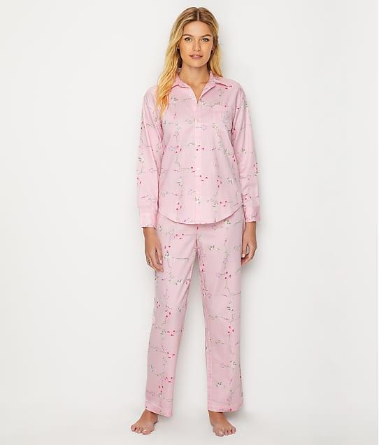 7ae9d9ed57 Lauren Ralph Lauren His Shirt Sateen Pajama Set