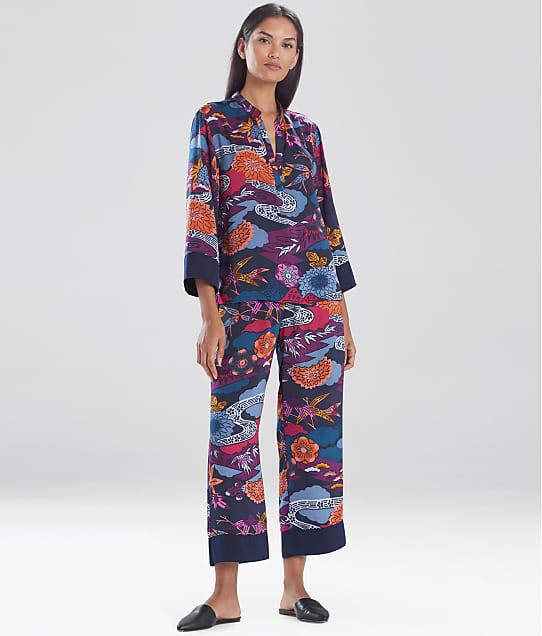 N Natori: Yukata Satin Pajama Set