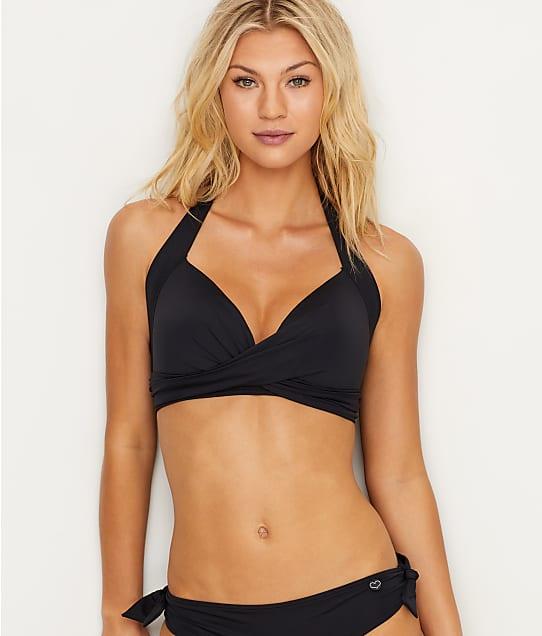 Lepel: Lagoon Wire-Free Halter Bikini Top