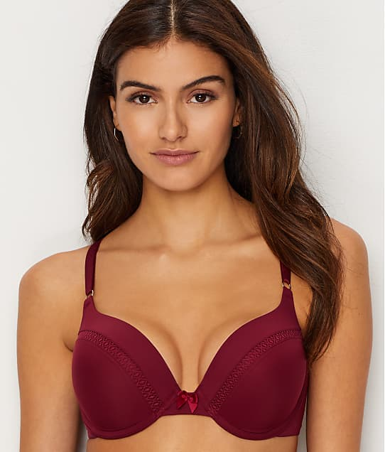 Lily of France: Ego Boost Push-Up Bra