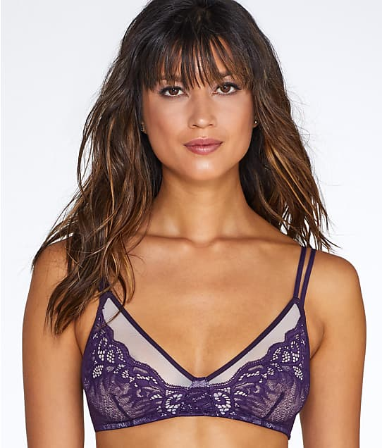 Lily of France: Strappy Lace Bralette