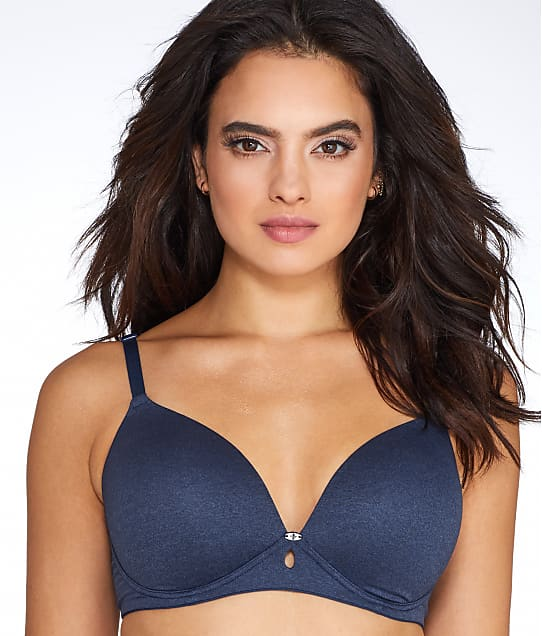 Lily of France: Your Perfect Lift Convertible Wire-Free Bra