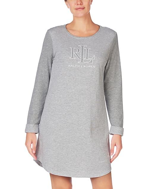 Lauren Ralph Lauren: Heather Knit Sleep Shirt