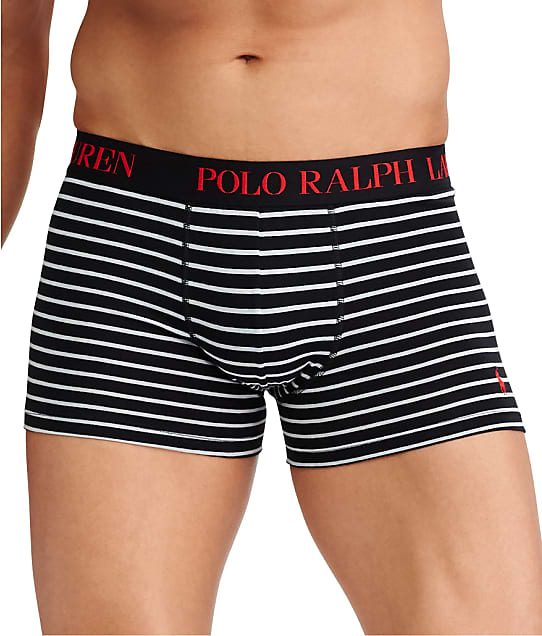 Polo Ralph Lauren: Cotton Comfort Boxer Briefs 2-Pack