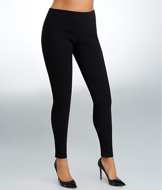 Lyssé: Medium Control Ponte Knit Leggings Plus Size