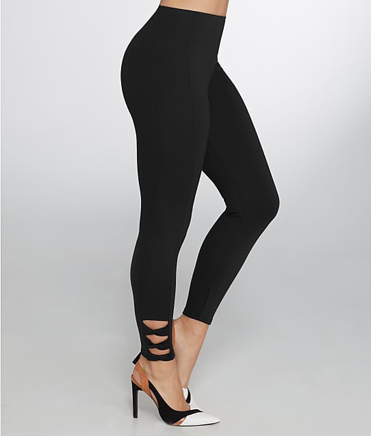 Lyssé: Twist Medium Control Ponte Knit Leggings