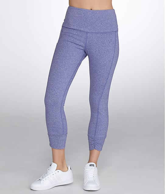 Lyssé: Cotton Flex Capri Leggings