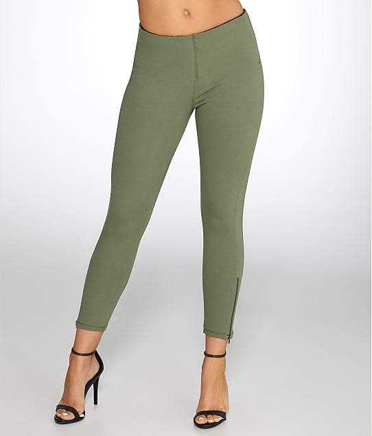 Lyssé: Medium Control Stretch Denim Leggings