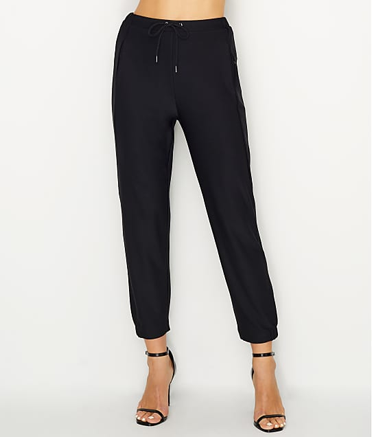 Lyssé: Waverly Crepe Jogger Pants