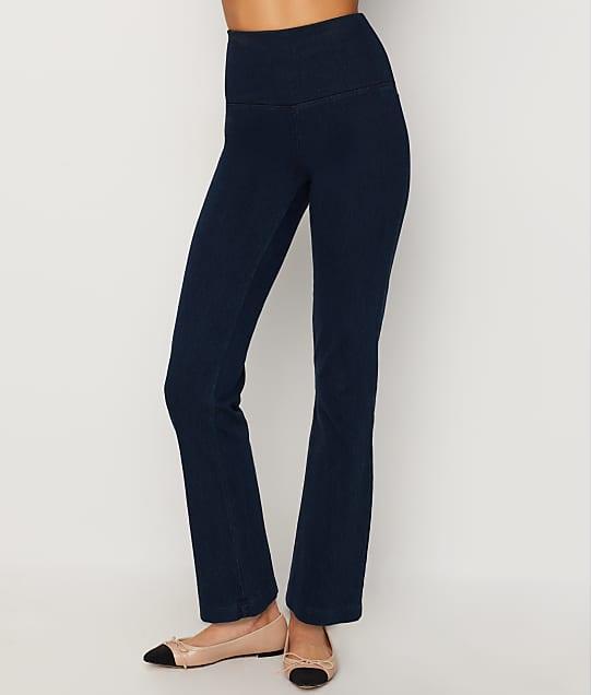 Lyssé: Medium Control Straight Leg Denim Pants