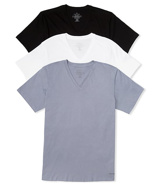 Calvin Klein: Cotton T-Shirt 3-Pack