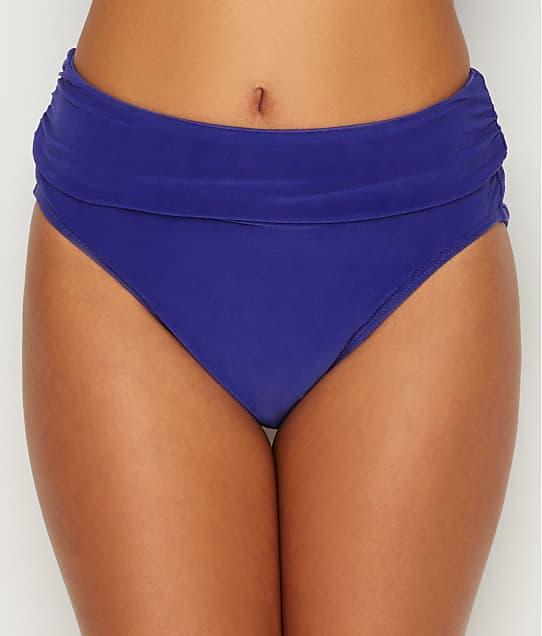 Magicsuit: Jersey Shirred Bikini Bottom