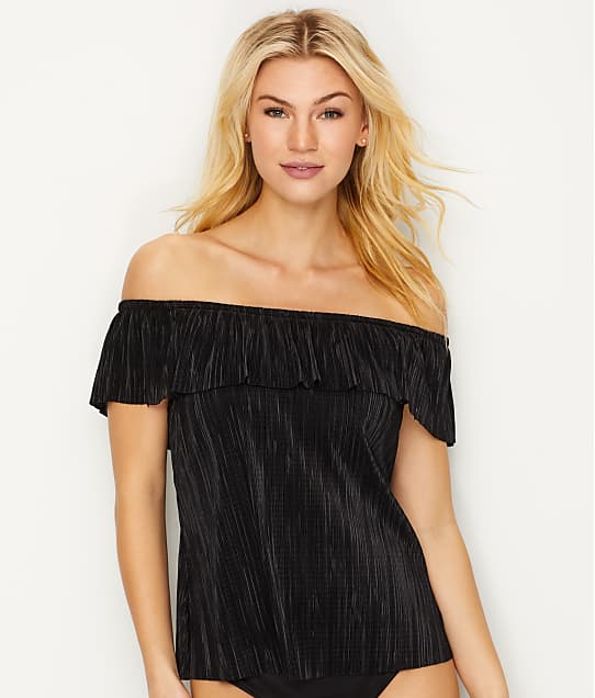 Magicsuit: Pleats Please Kris Tankini Top