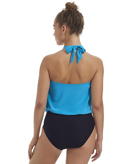 Magicsuit Drape Solids Olivia Underwire One-Piece