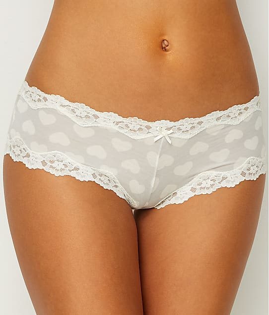 Maidenform: Modal Cheeky Lace Hipster