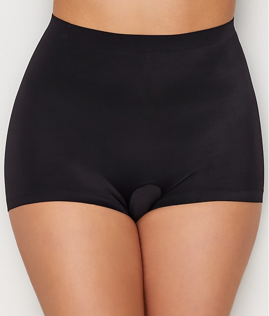 Maidenform Cover Your Bases Smoothing Boyshort in Black DM0034