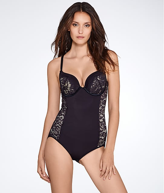 Maidenform: Push-Up Firm Control Convertible Bodysuit