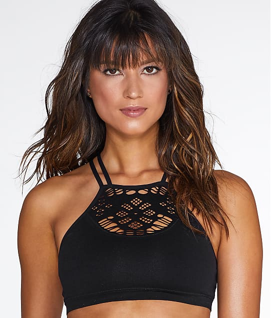 Maidenform: High Neck Seamless Bralette